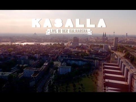 """KASALLA - Doku """"5 Jahre Kasallain der Arena"""""""