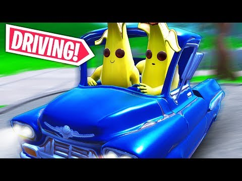 *NEW* DRIVING A CAR IN FORTNITE!! - Fortnite Funny WTF Fails and Daily Best Moments Ep. 1011