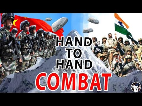 Indian, Chinese Troops Use Sticks & Stones In Hand-To-Hand Border Battle
