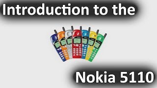 Introduction To The Most Influential Cell Phone - The Nokia 5110