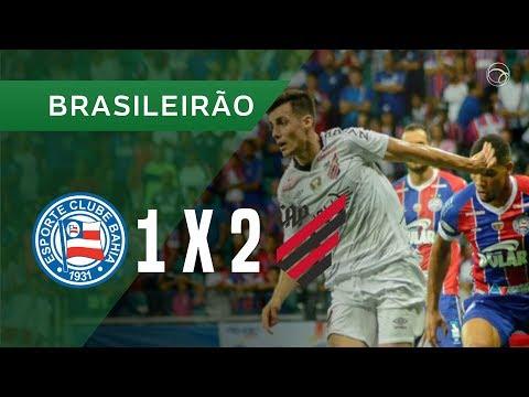 Resultado de imagem para bahia 1 x 2 Atlético