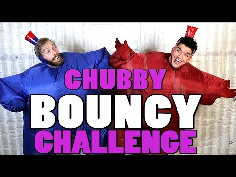 CHUBBY Bouncy Ball Challenge!