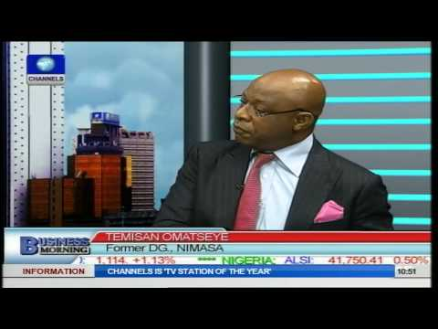 Business Morning: Maritime Sector: Examining Issues And Challenges PT3