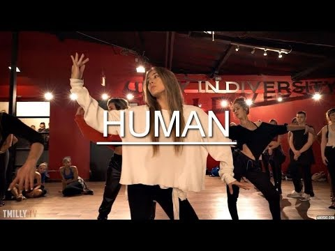 Stevie Dore -  Human - Sevdaliza  Choreography by Galen Hooks