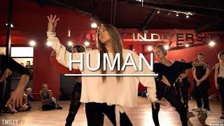 Stevie Dore - | Human - Sevdaliza | Choreography by Galen Hooks |