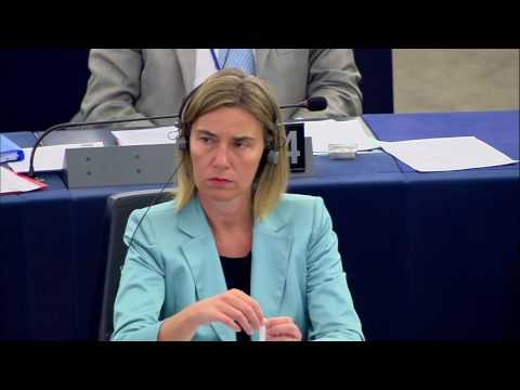 A global strategy for the EU's Foreign and Security Policy (debate)