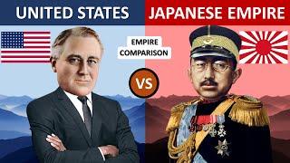 United States vs Japan Empire -Empire Comparison