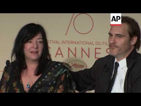 Phoenix, Ramsay talk speedy turnaround for 'You Were Never Really Here'