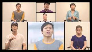 Acappella World Cup Official Song Medley arr  by ROUL & Hello Africa
