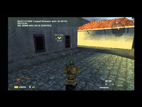 SOCOM Combined Assault Online Gameplay #5 (My first time using Xlink Kai)