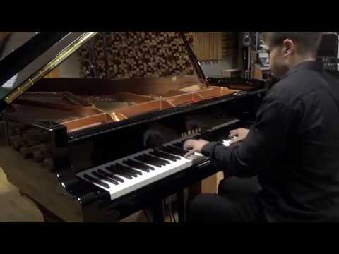 Chopin - Polonaise A major Military op. 40 no. 1 - Adam Baranowski