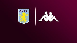 Kappa announced as Aston Villa's Principal Partner