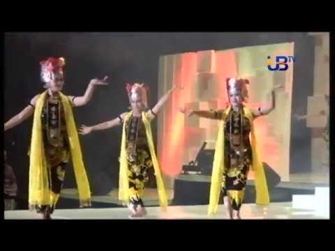UBTV Variety : Tari Jejer Gandrung Banyuwangi
