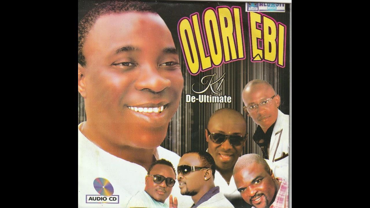 Download K1 WASIU AYINDE (AUDIO LIVE PLAY) OLORI EBI