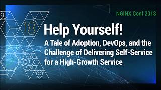 Help Yourself! A Tale of Adoption, DevOps,and the Challenge of Delivering Self-Service | Comcast thumbnail