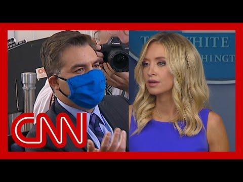 Acosta: Trump's press