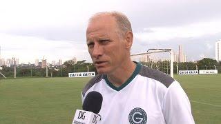 Goiás na Copa São Paulo será comandado por ex-jogadores