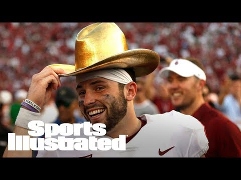 Baker Mayfield Is The Best Quarterback In The 2018 NFL Draft | SI NOW | Sports Illustrated