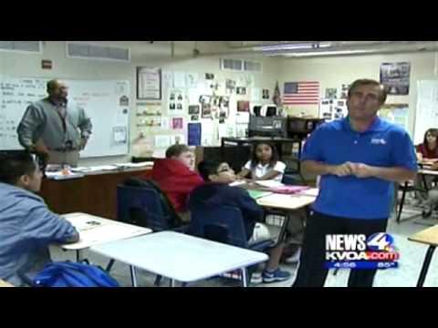 La Paloma Academy Lakeside students support bullying victims