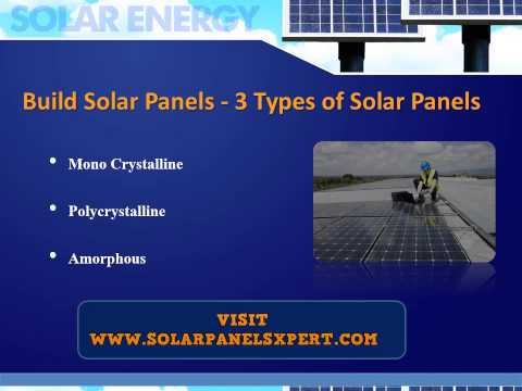 Solar Panels Installation Companies - Save Money With Solar Energy