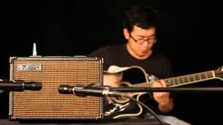 JOYO AC-20 Wings You Are the Hero (Kotaro Oshio cover)