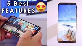 GALAXY A8 PLUS 2018 TOP 5 BEST FEATURES