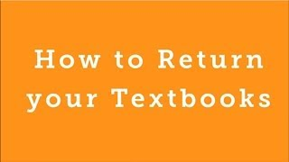 BookRenter.com - How to Return your Textbooks Thumbnail