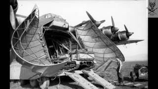 Самый большой транспортный самолет второй мировой Ме.323