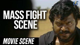 Paruthiveeran - Fight Scene | Karthi | Priya Mani | Yuvan shankar raja |  Ameer