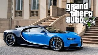 GTA 5 - 7 000 000 € DE VOITURES DANS CETTE VIDEO