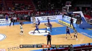 Maç Özeti   Anadolu Efes - Panathinaikos