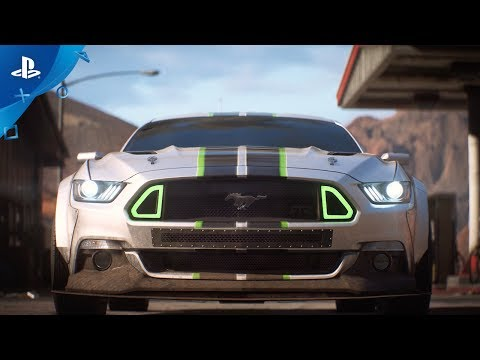 Need For Speed Payback Reveal Trailer Ps4 Youtube