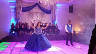 Video Victoria's Daddy daughter dance (surprise dance) download MP3, 3GP, MP4, WEBM, AVI, FLV Agustus 2018
