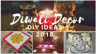 Affordable and Easy DIY Diwali Decoration Ideas | Diwali Home Decor