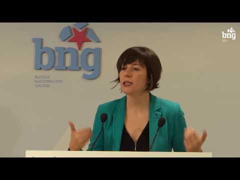 Ana Pontón: Un monte limpo e ordenado xeraría emprego e riqueza