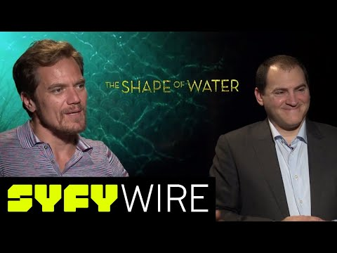 Michael Shannon & Michael Stuhlbarg on Lime Candy and Speaking Russian  Shape of Water  SYFY WIRE
