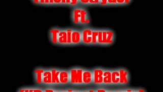 tinchy stryder ft taio cruz take me back kb project remix