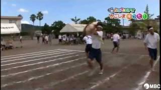 市来農芸高校のユニークな運動会(2011年9月16日放送)