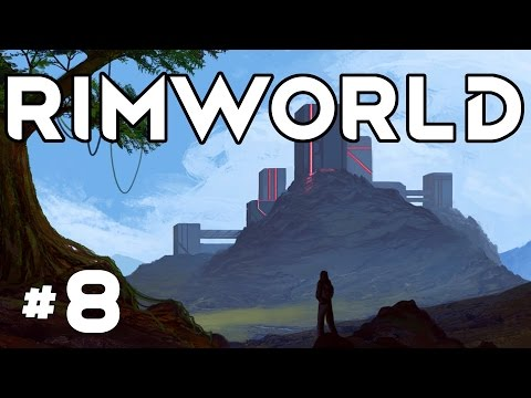 RimWorld Alpha 16 - Ep. 8 - Malaria! - Let's Play RimWorld Alpha 16 Gameplay