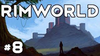 RimWorld Alpha 16 - Ep. 8 - Malaria! - Let's Play RimWorld Alpha 16 Gameplay