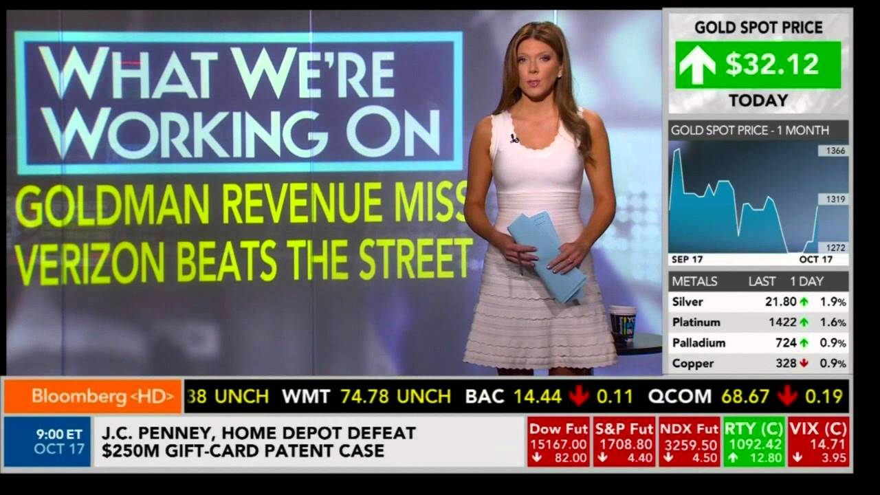 Trish Regan Sexy trish regan white dress