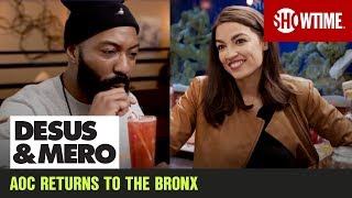 AOC Goes Back to Bartending in the Bronx | DESUS & MERO | Season 2