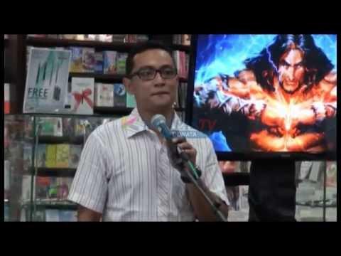 TANTRAZ COMICS BALI RELEASE VOLUME 2 BALADEVA BLAZING RED