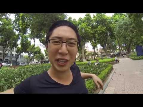 Hanoi Vlog #2: First Day in Hanoi!