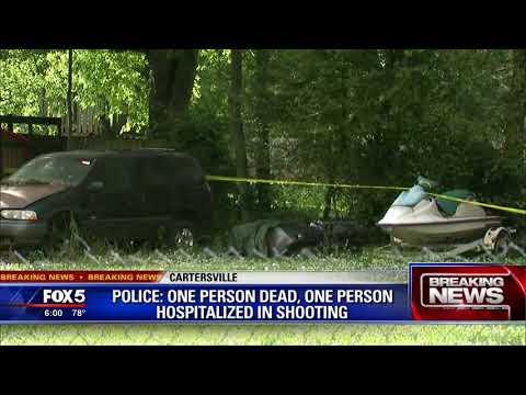 Bartow County deadly double shooting