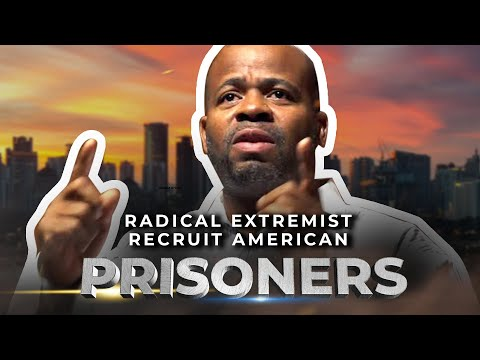 Andre Norman: TEDxWUSTL - Radical Extremists Recruit American Prisoners