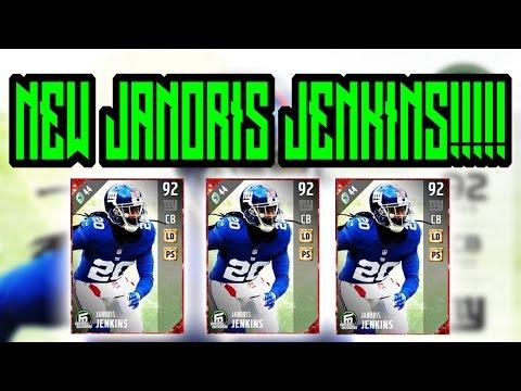 New Football Outsiders Janoris Jenkins!!!
