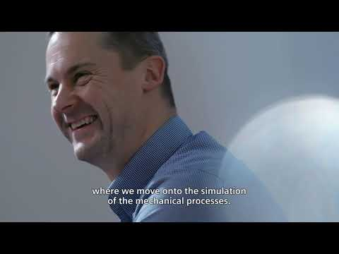 Easy Simulation For New Processes With The Digital Enterprise Suite