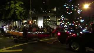 Waikiki Holiday Parade 2014