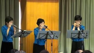 2012年12月7日、「カラオケ・ハーモニカ倶楽部 第1回定期演奏会」 会場...